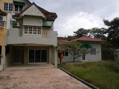 Double Storey Corner House at Gunung Rapat