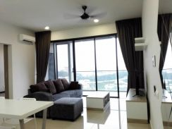 Twin Arkz Bukit Jalil Fully furnished with nice design