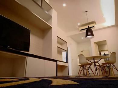 [ FAMILY Suite 2Bed+2Bath ] Cambridge Tower, Near Presint 11, IOI mall