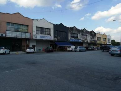 1.5 Storey Link Factory, Bukit Serdang .balakong