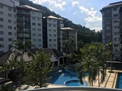 Hillview Loft Condo Kampung Istana Batu Pahat