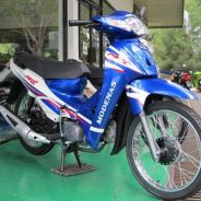 2013 Modenas Kriss MR1