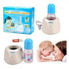 Pemanas botol susu bayi