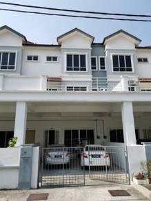 Taman Tanjung Indah Two and Half Storey Terraces