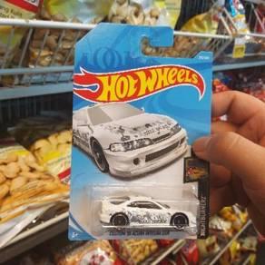 Hot Wheels Custom 01 Acura Integra GSR