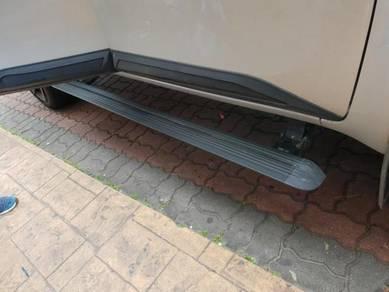 Honda crv hrv power running board door side step