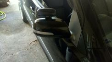 Side mirror autoflip passo/myvi signal panjang