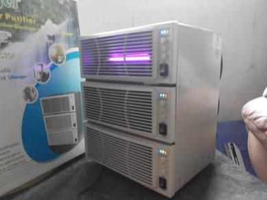 Eliminate Smoke ionizer