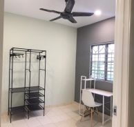 Brand New Master bedroom and medium room for rent USJ 1/16