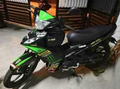 Motorsikal yamaha lc135
