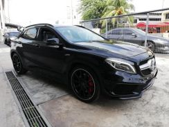 Recon Mercedes Benz GLA45 for sale