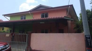 Rumah merah guchil 7