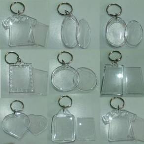 Acrylic Keychain 100pcs/pkt