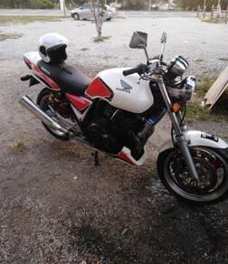 Honda cb400 rare tip top