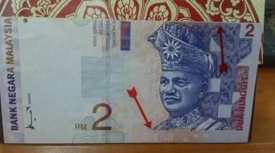 Rm2 Ahmad Don ERROR SHIFTED