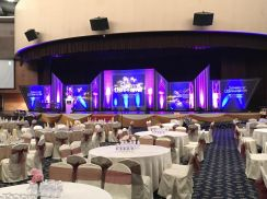 Event Backdrop Design & Installations