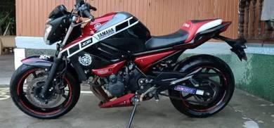 Xj6n 600cc