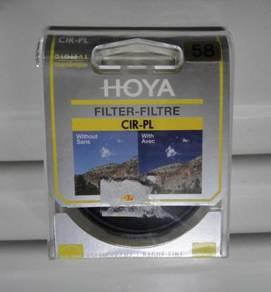 Hoya CPL Filter 58mm