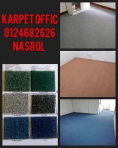 Pasang karpet offic