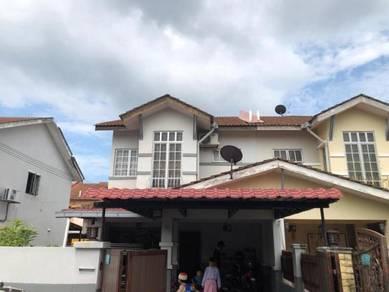END LOT 2 Storey Terrace House Seksyen 3 Bandar Baru Bangi