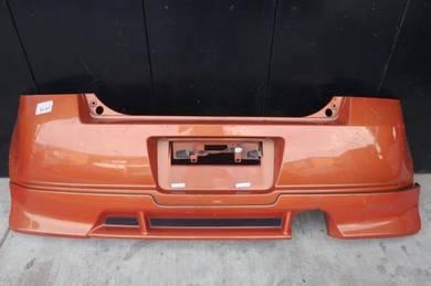 Suzuki Swift ZC11 ZC31 Rear Bumper With Lips
