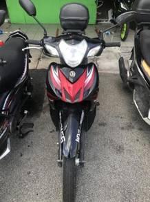 Sym e bonus 2012 red