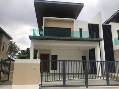 (MCO Paling Murah) 22x70 Bandar Baru Nilai 2-Storey House Nilai Impian