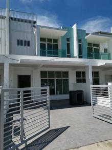 5 Star Rumah Superlink 24x87: Zero Deposit 1K Booking Klang Meru
