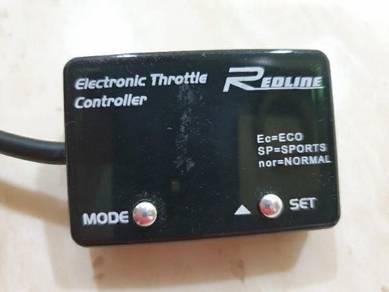 Redline throttle controller for proton campro