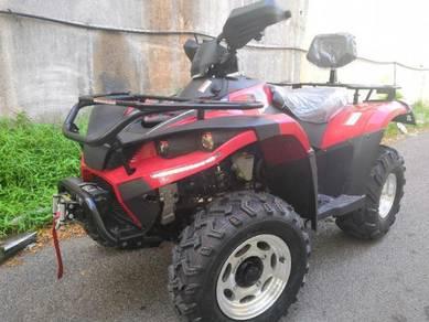 ATV 4x4 Linhai 300 Jerteh - Setiu - Marang