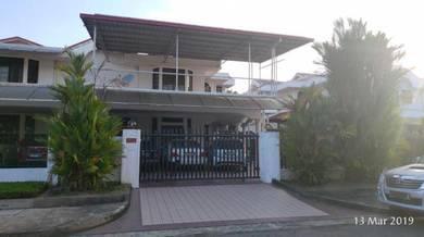 Semi-detached 2 storey at Taman BDC Kota Kinabalu