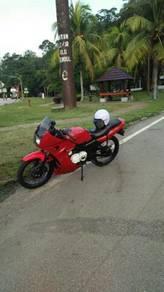 Kawasaki kr150