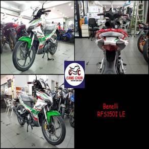 Benelli RFS150i rfs150i rfs 150i Full Loan Now