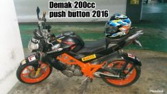 DEMAK DZM200cc 2016 For Sale