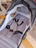 Sweet heart compact stroller 3 wheels