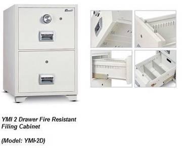 YMI FIRE RESISTANT FILING CABINET (BIF-200)_Korea