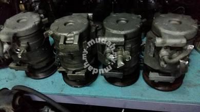 Compressor aircond k20a k24a honda stream odyysey