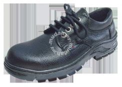 Safety Shoes Black Hammer Men Low Cut Lace BH0991