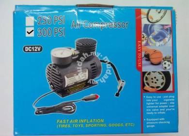 Mini Auto Air Pump Compressor air pum angin bola b