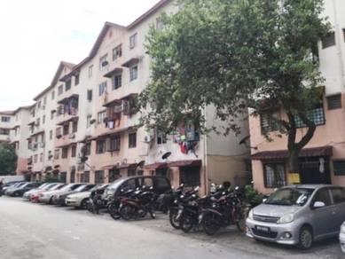Apartment Harmoni Sungai Buloh Selangor