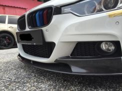 BMW F30 M-Sport Mtec M-Performance Carbon Lip