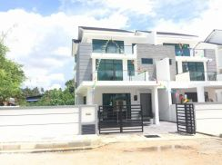 New project with low density & low downpayment at Bukit Mertajam
