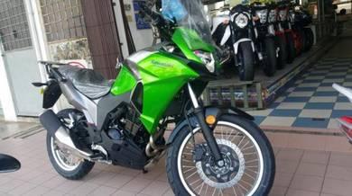 Kawasaki versys x cb500 crf250 0% GST
