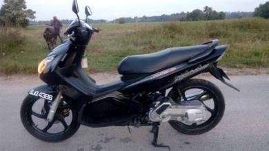 Yamaha Nouvo-S cantik