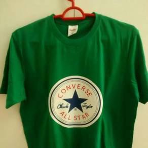 Convers green tshirt