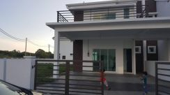 House for rent in Kulim