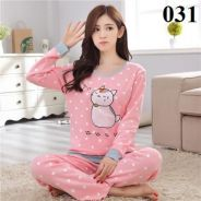 100% Authentic Cotton Ladies Pyjamas - 031