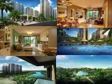 Condominium 5 star developer country garden