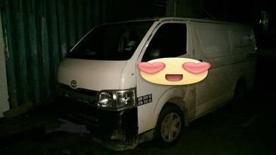 2012 Toyota Hiace 2.8 (M)