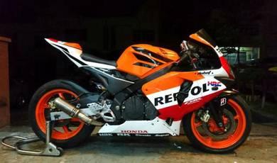 Honda CBR 600 F2 convert RR Repsol Kit